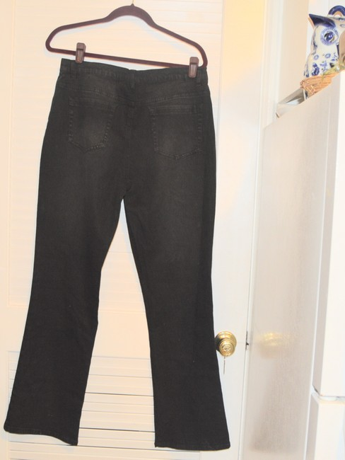 DG2 by Diane Gilman Boot Cut Jeans Image 2