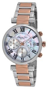 Kenneth Cole Kenneth Cole Ladies watch KC4970 Silver Analog