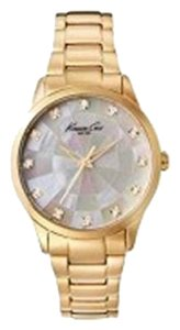 Kenneth Cole Kenneth Cole Ladies watch 10026948 Gold Analog