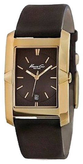 Kenneth Cole Kenneth Cole Men's watch KC1887 Brown Analog