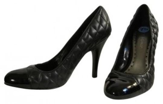 Preload https://item3.tradesy.com/images/bcbgeneration-black-quilted-w-patent-leather-toe-pumps-size-us-75-regular-m-b-37087-0-0.jpg?width=440&height=440