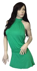 Juan Carlos Cruz short dress Green. on Tradesy
