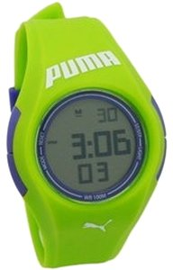 Puma Puma Unisex watch PU911191006 Grey Digital