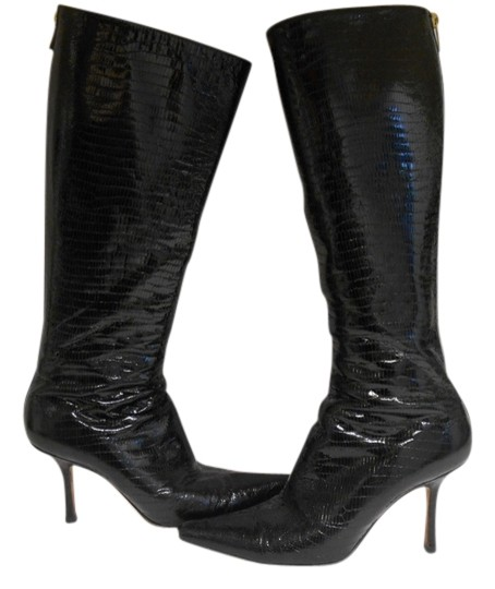 Preload https://item1.tradesy.com/images/jimmy-choo-black-croc-high-bootsbooties-size-us-10-regular-m-b-3708880-0-0.jpg?width=440&height=440