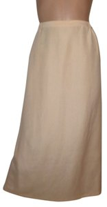 Eileen Fisher Maxi Skirt Peach