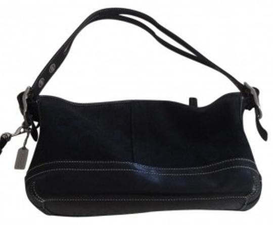 Preload https://item2.tradesy.com/images/coach-small-black-leather-and-signature-fabric-shoulder-bag-37106-0-0.jpg?width=440&height=440