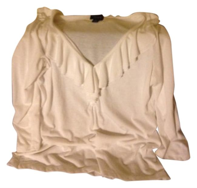 Preload https://item5.tradesy.com/images/ralph-lauren-white-chaps-classic-blouse-size-14-l-3711139-0-0.jpg?width=400&height=650