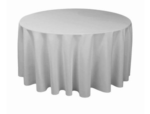 Grey 16 - 120 Tablecloth