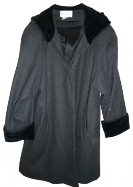 Preload https://item1.tradesy.com/images/worthington-black-knee-length-wool-w-hood-trench-coat-size-20-plus-1x-37125-0-0.jpg?width=400&height=650