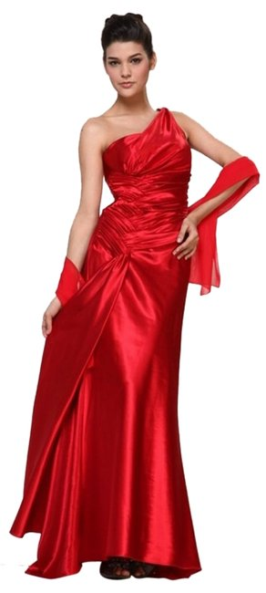 Cinderella Divine Special Occasions Prom Homecoming Evening Wear One Shoulder Dress
