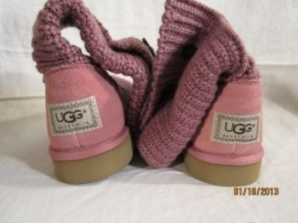 8c4cec05e67 UGG Australia Dusty Rose Classic Cardy Uggs In Boots/Booties Size US 7  Regular (M, B) 39% off retail