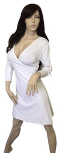 Samara wells short dress White on Tradesy