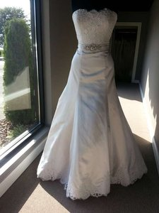 Allure Bridals 9059 Wedding Dress