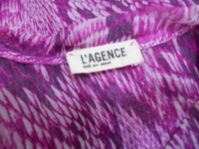 L'AGENCE Top Purple
