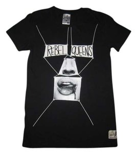 Hellz Bellz Streetwear Urban Trendy T Shirt Black