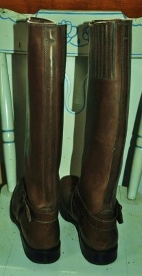 Frye Brown - Cognac Boots