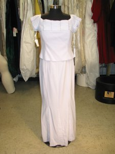 Daymor Couture Ice Daymour 4003 Mother Of Bride / Groom Size 12 - Ice - (mr291/292) Dress