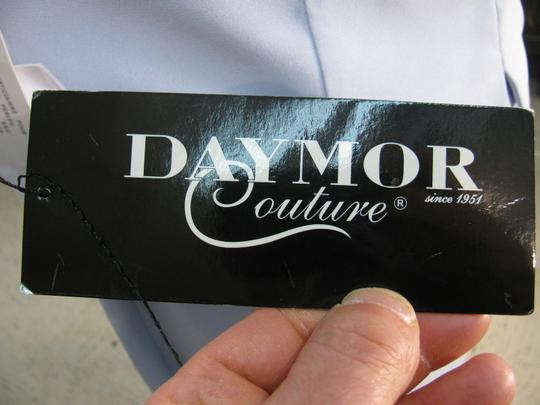 Daymor Couture Ice Crepe 4003 Mother Of Bride / Groom - - (Mr292) Traditional Bridesmaid/Mob Dress Size 12 (L) Image 3
