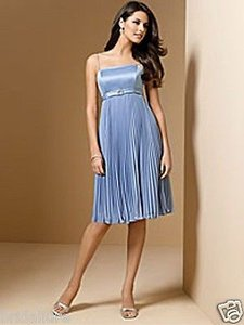 Alfred Angelo Riviera Sky Style 6582 Dress