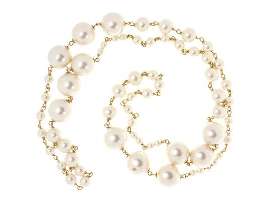 Chanel Chanel Oversized Vintage Pearl Necklace