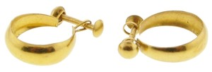 DIAMONDSY 22k Yellow Gold Earrings