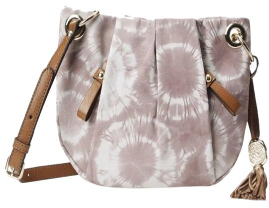 Preload https://item2.tradesy.com/images/vince-camuto-cris-rosey-taupeglz-ging-leather-cross-body-bag-3716026-0-0.jpg?width=440&height=440