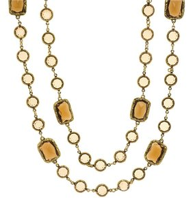 Chanel Vintage Chanel Gripoix Sautoir Necklace