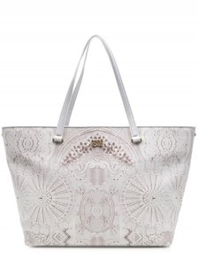 Roberto Cavalli white Travel Bag
