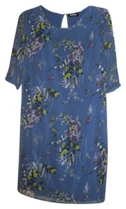 18 & East short dress Multi-Color on Tradesy