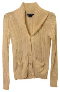 Ralph Lauren Pima Cotton Shawl Collar Cardigan