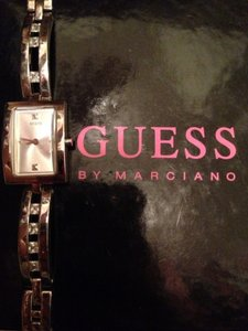 Guess By Marciano Guess Silver Watch