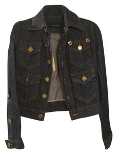 Dsquared2 Dark blue Womens Jean Jacket