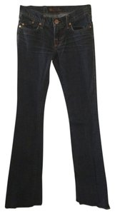 Rock & Republic Flare Leg Jeans-Dark Rinse
