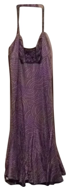 Purple Multi Maxi Dress by Free People