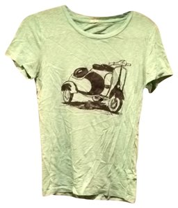 J.Crew T Shirt Mint Green