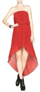 Red Maxi Dress by BCBGeneration