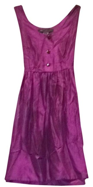 Preload https://item1.tradesy.com/images/marc-by-marc-jacobs-deep-plum-103927-cocktail-dress-size-4-s-3719815-0-0.jpg?width=400&height=650