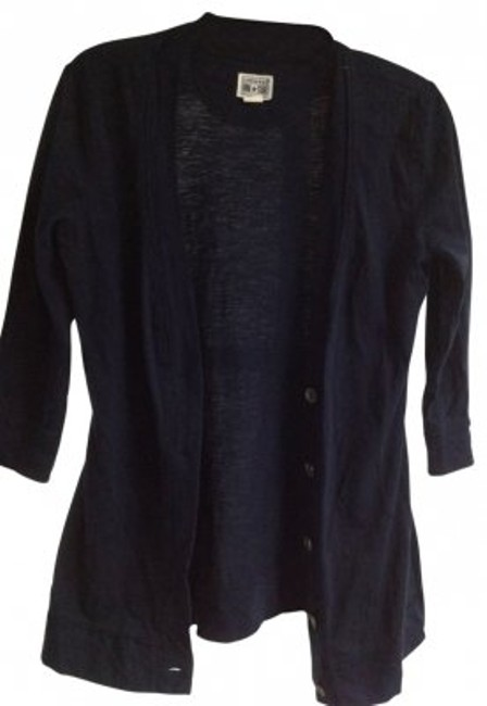 Preload https://item1.tradesy.com/images/converse-navy-blue-one-star-button-cardigan-size-8-m-37200-0-0.jpg?width=400&height=650
