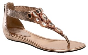 Enzo Angiolini Rose gold Sandals