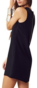 Naven short dress Black Shift Mini on Tradesy