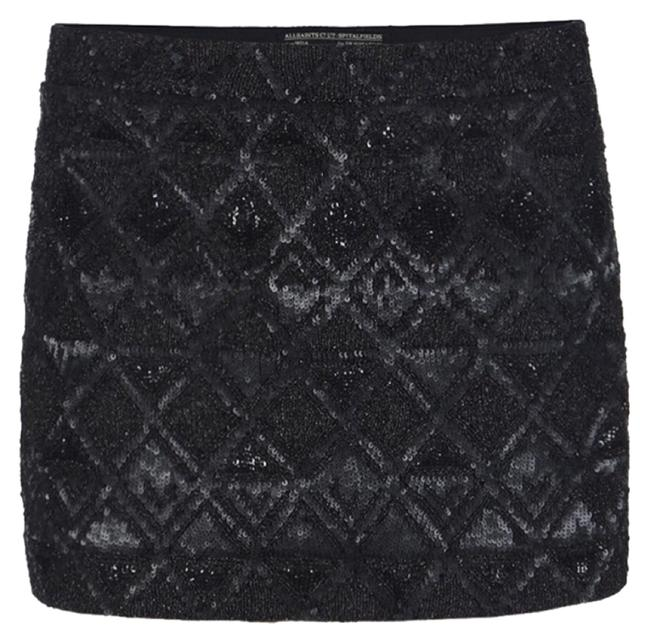 AllSaints Skirt Black
