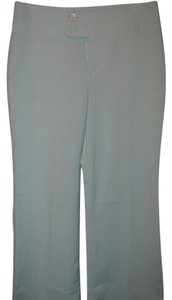 A. Byer Size 9 Blue Trouser Pants Light blue