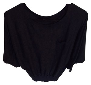 Forever 21 Top Dark Blue