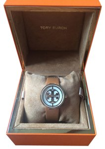 Tory Burch Leather/Gold Tory Watch