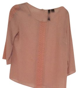 Petticoat Alley Top Blush/Nude