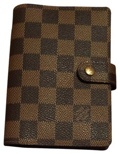 Louis Vuitton Louis Vuitton Damier Canvas Small Ring Agenda Cover