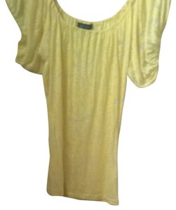 Karen Kane Top Yellow