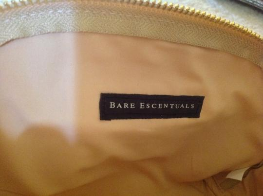 bareMinerals Gold cosmetic bag
