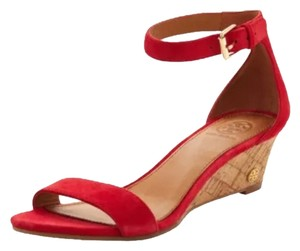 Tory Burch Red carnival Sandals