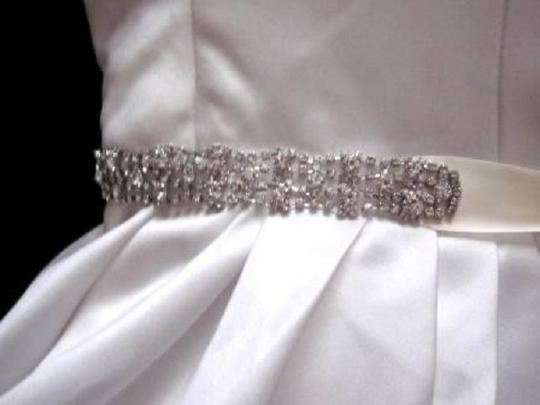 Rhinestone Twist Headband- Crystal Headband Rhinestone Wedding Headband Bridal Headband Headpiece Bridal Headpiece Tie